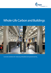 Whole-life Carbon and Buildings